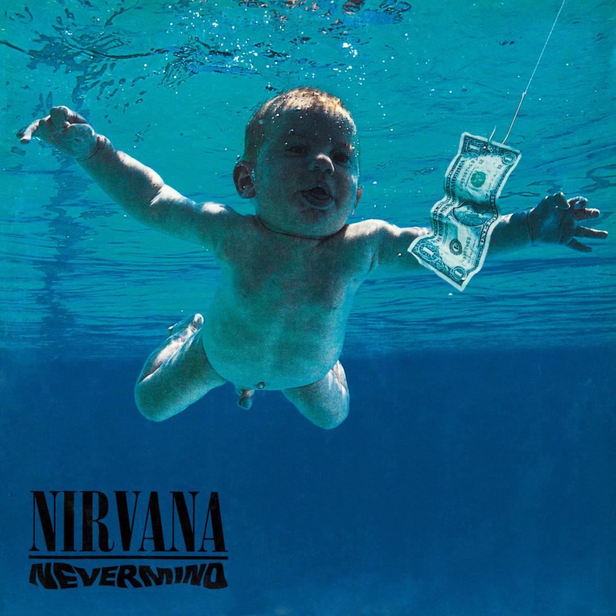 Nervermind cover of Nirvana