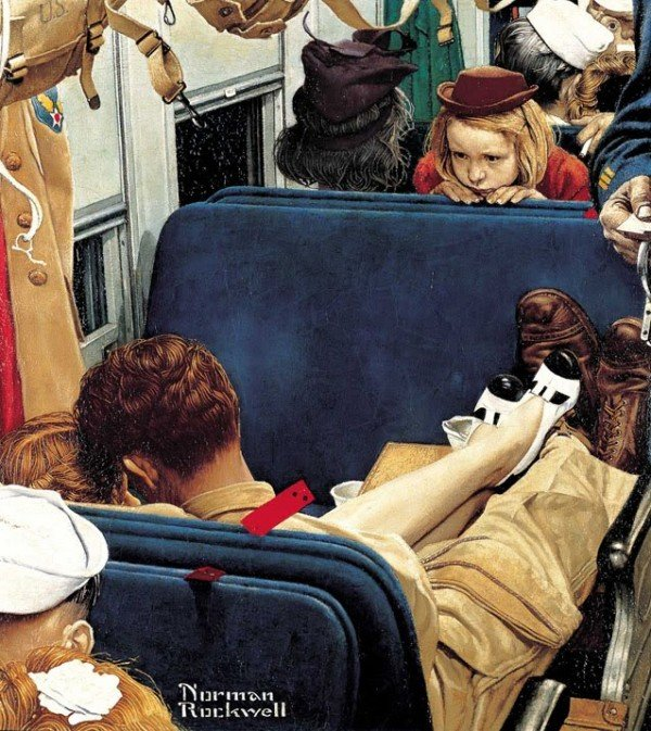 norman rockwell 1-2
