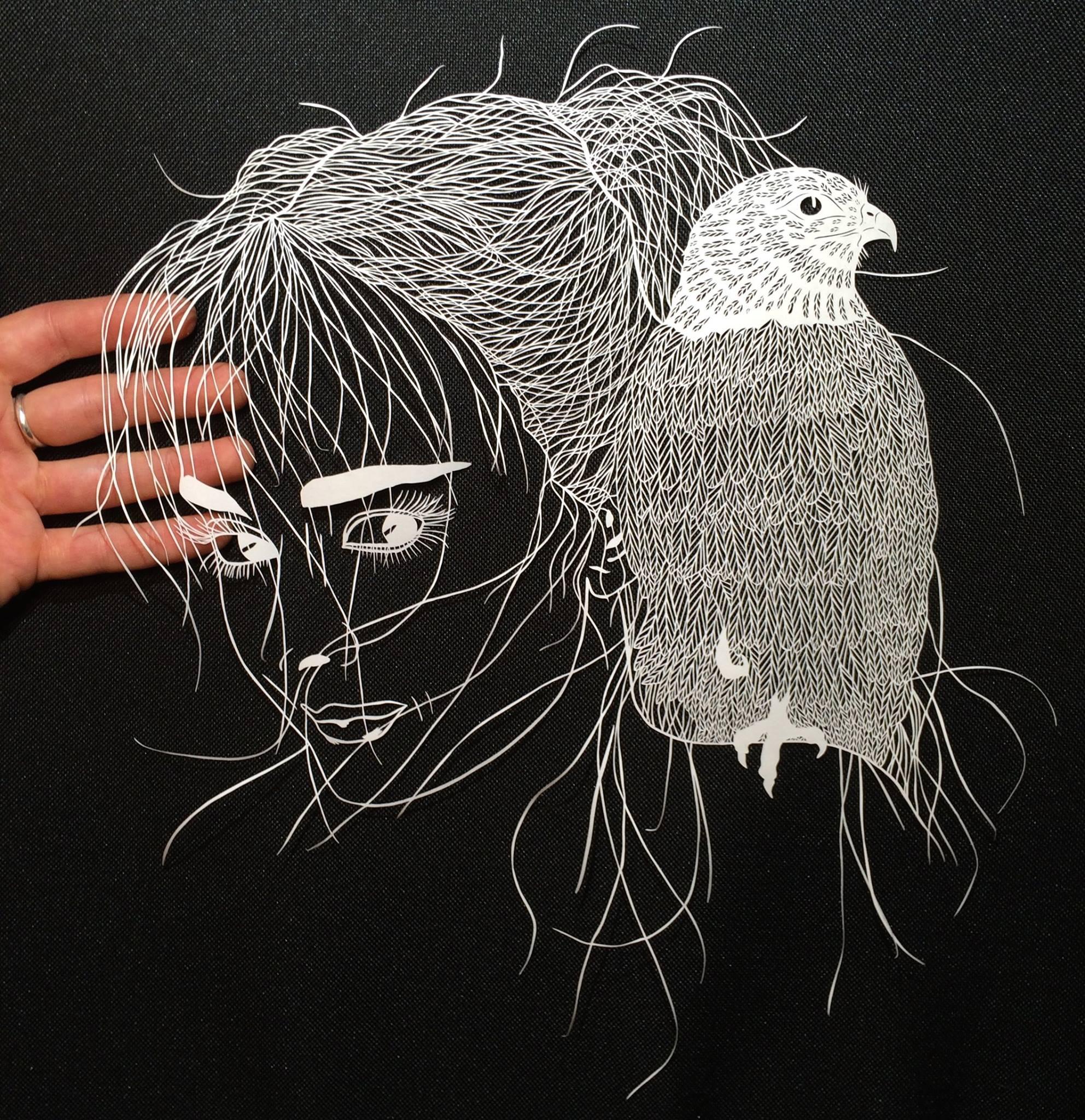 paper cut illustrations 1