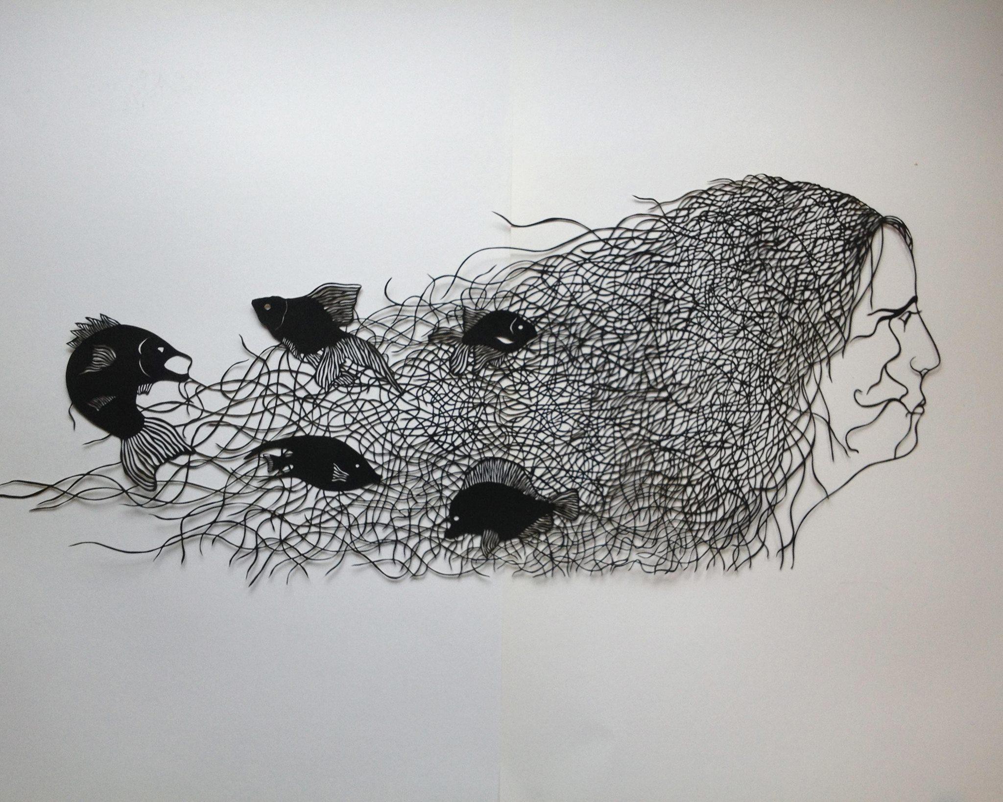 paper cut illustrations 2-2