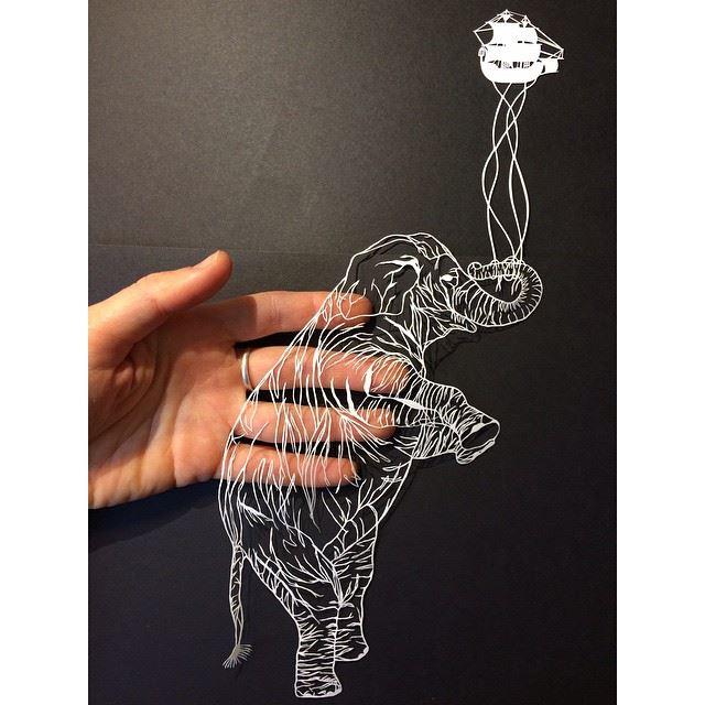 paper cut illustrations 6