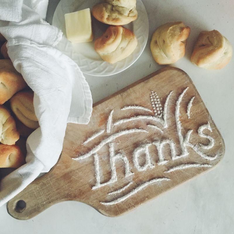 Food lettering 10