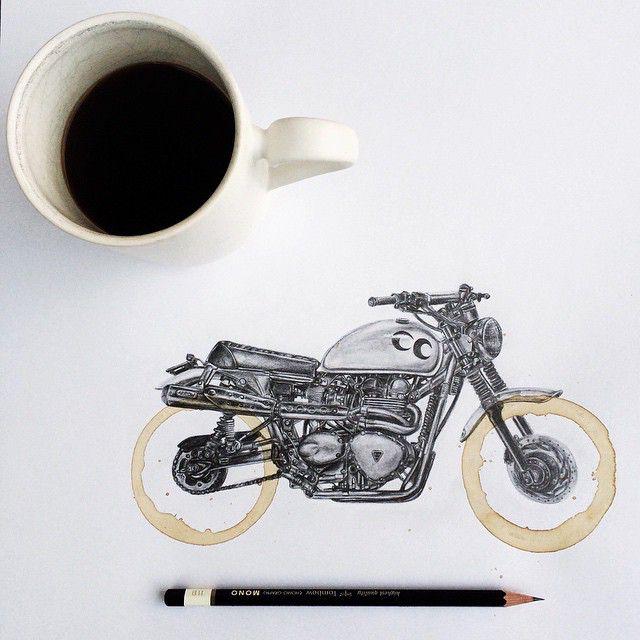 cofee illustrations 2