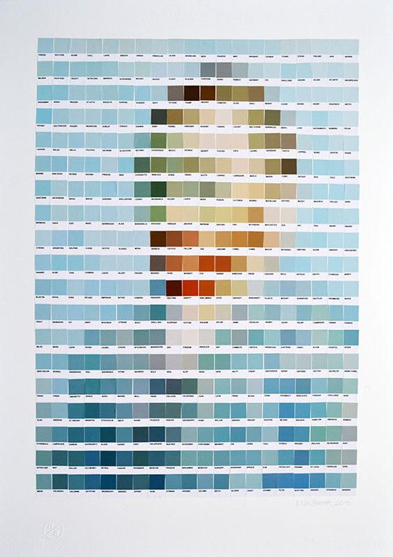 pantone classics paintings 9