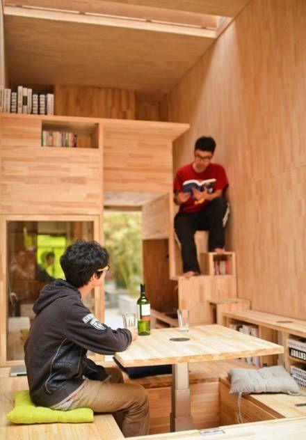 Casa 7 metros cuadrados oldskull 4