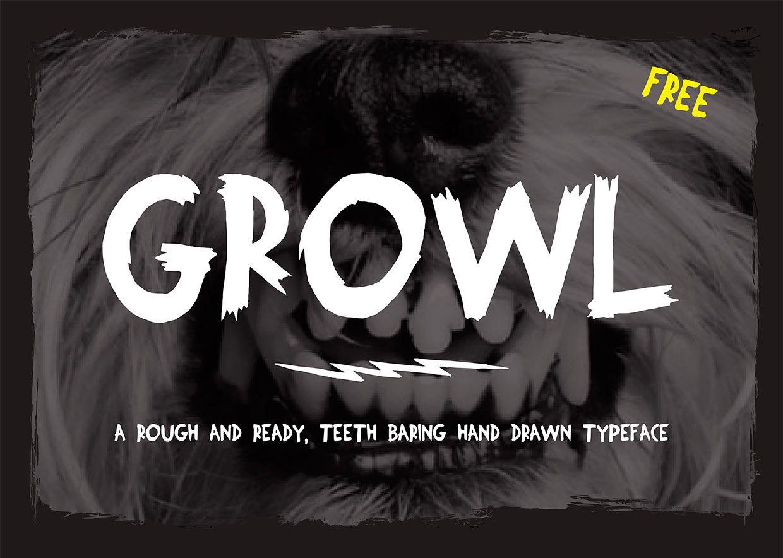 growl-free-font-1