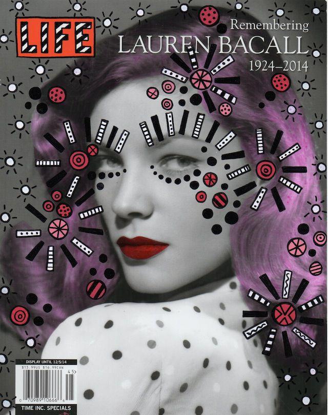 re cover magazines illustration oldskull 0