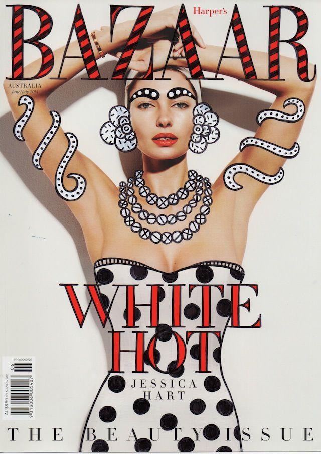 re cover magazines illustration oldskull 4
