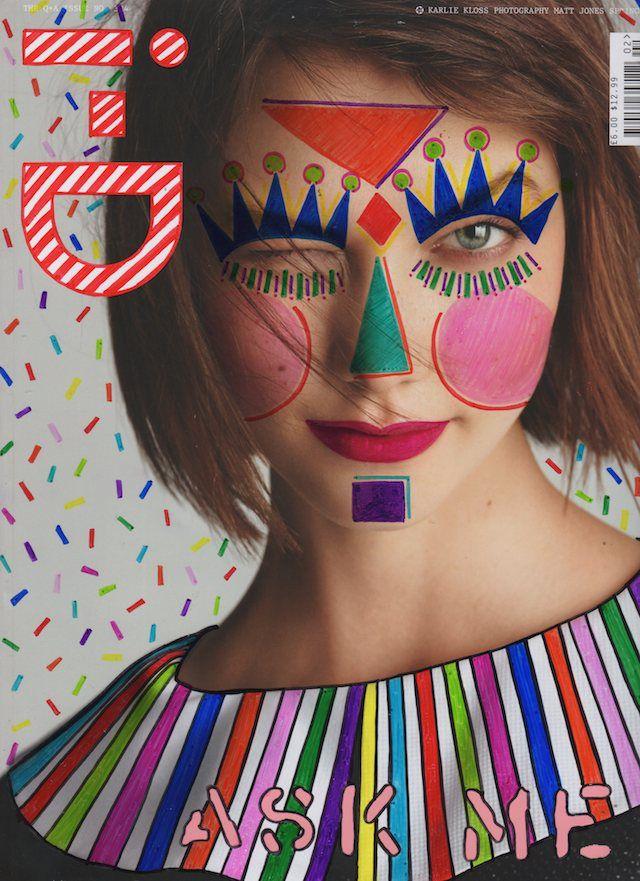 re cover magazines illustration oldskull 5-2