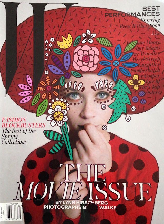 re cover magazines illustration oldskull 8