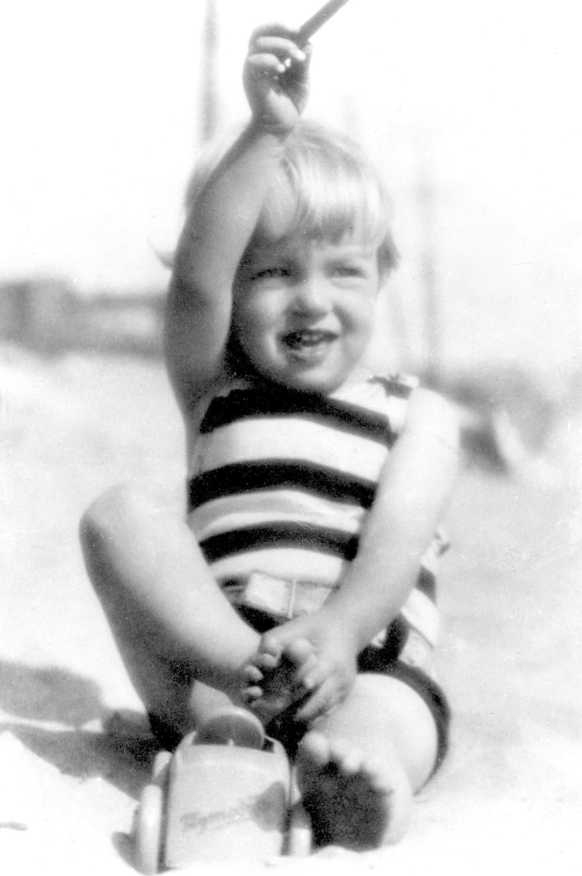 Infant Norma Jean