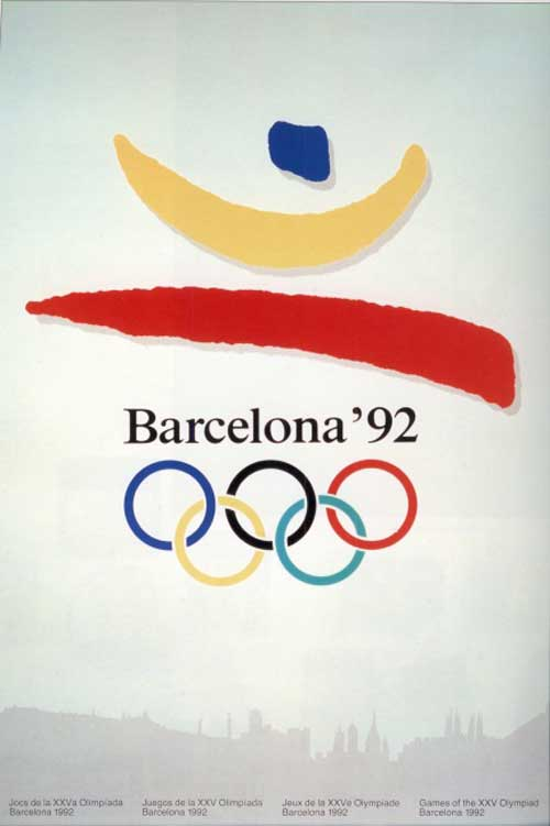 Olimpic games barcelona 1992