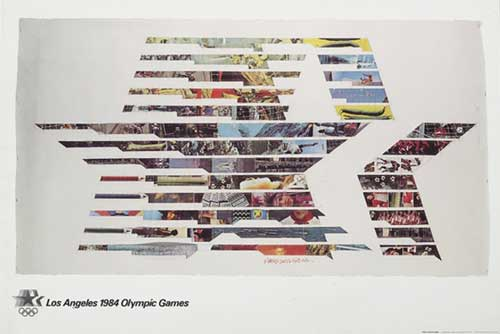 Olimpic games los angeles 1984