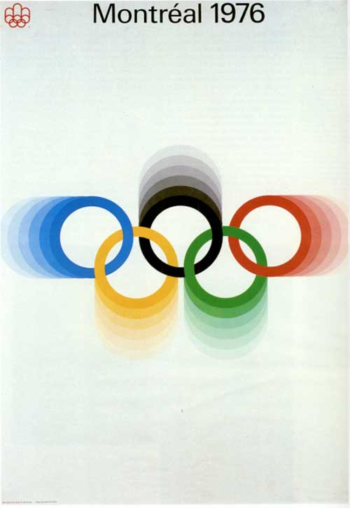 Olimpic games montreal 1976