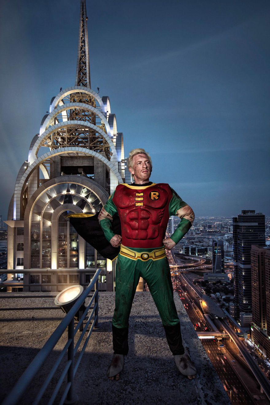 super heroes photography 12