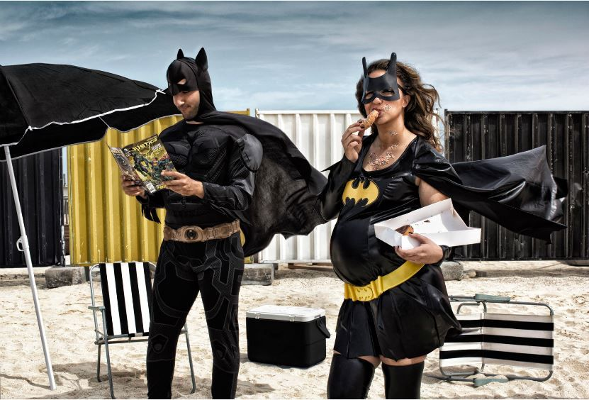 super heroes photography 5