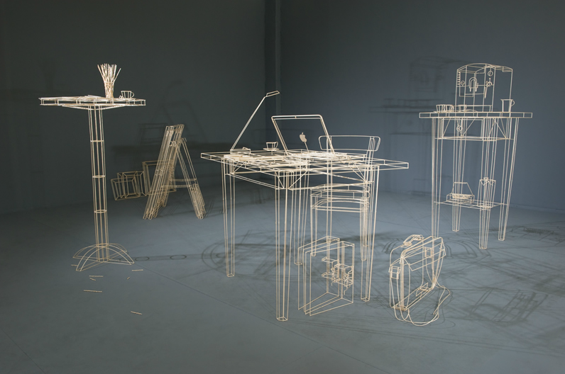 wireframe objects 2-2
