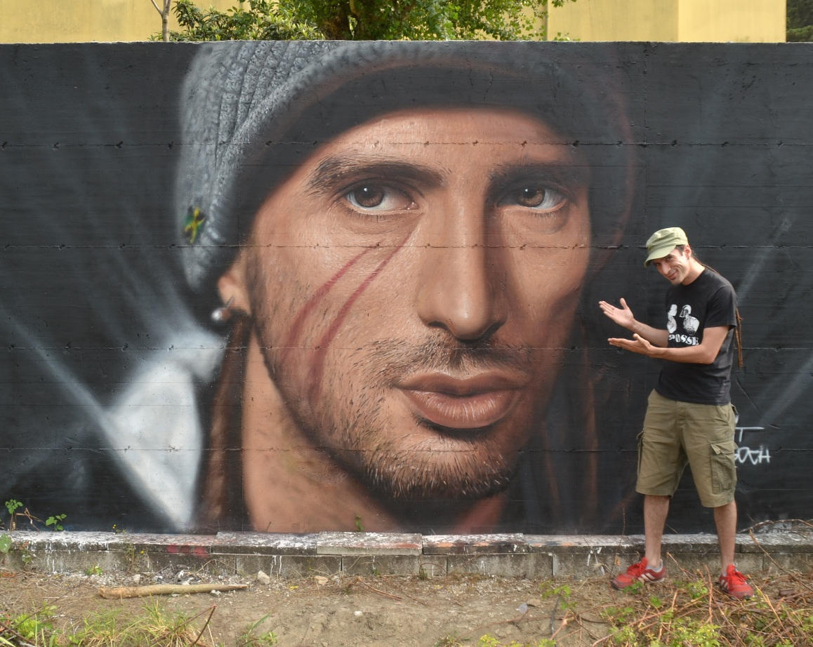 jorit realistic street art 1