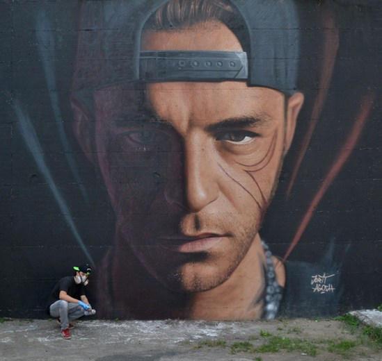 jorit realistic street art 9