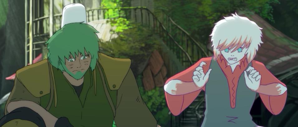 homenaje a hayao miyazaki