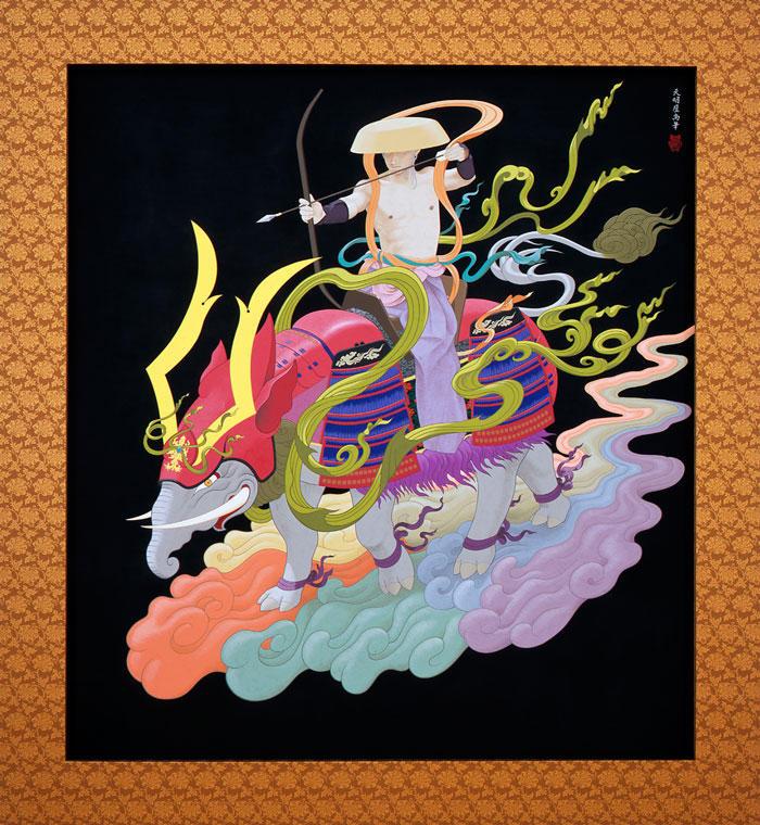 tenmyouya hisashi japanese painting 5
