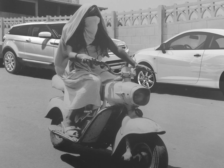 argelia retro futur photohography oldskull 1