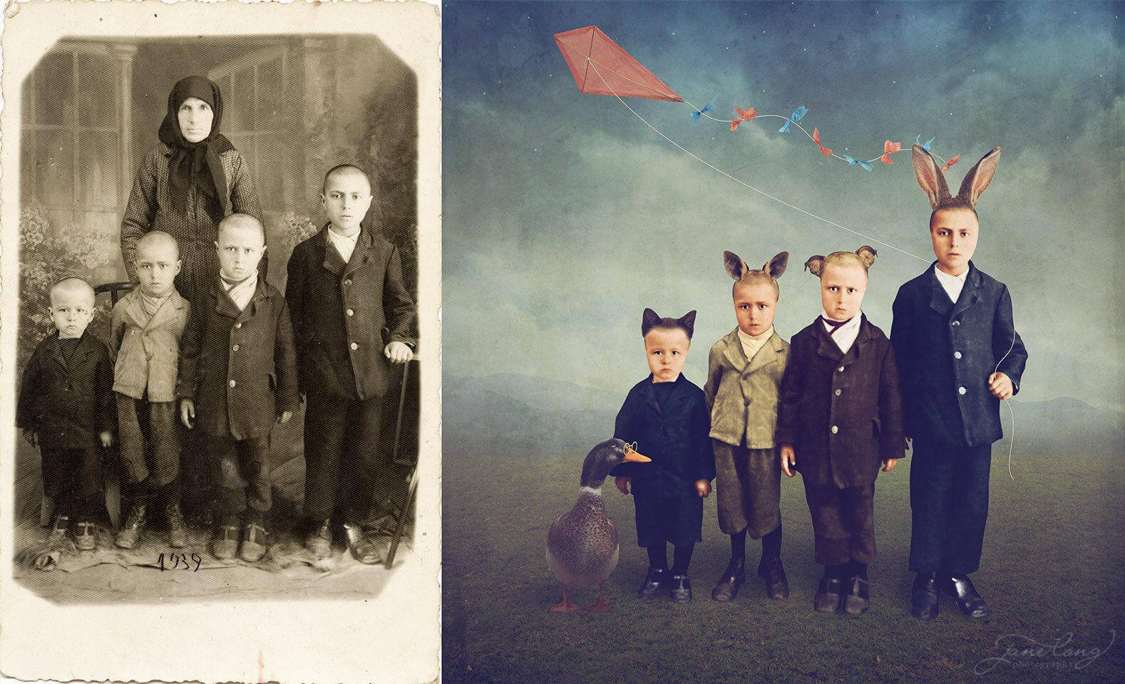 Jane Long Photography color oldskull 2