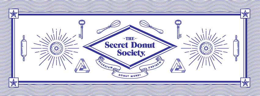 the secret donut society branding oldskull 7-1