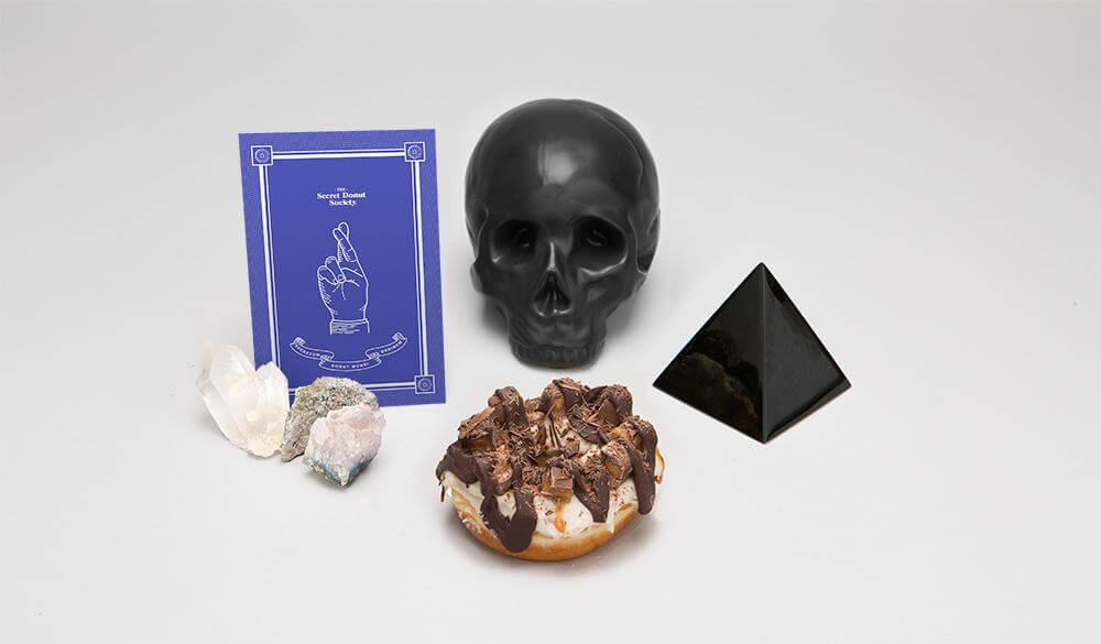 the secret donut society branding oldskull 8