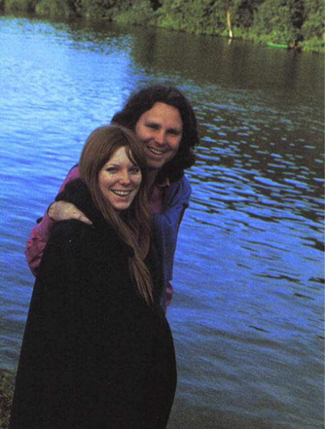 Last Known Photos of Jim Morrison in Paris on June 28, 1971(14)