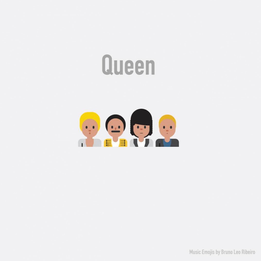 Music Emojis By Bruno Leo Ribeiro 1