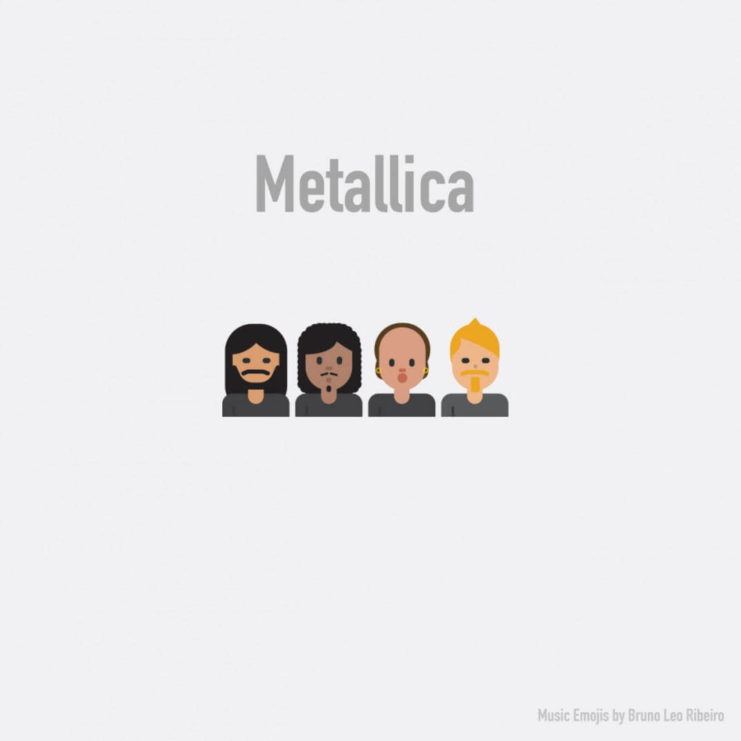 Music Emojis By Bruno Leo Ribeiro 12
