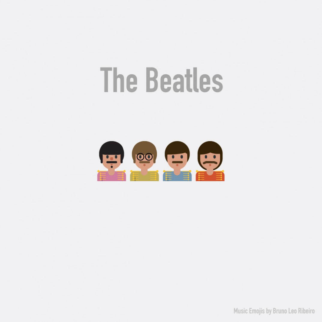 Music Emojis By Bruno Leo Ribeiro 9