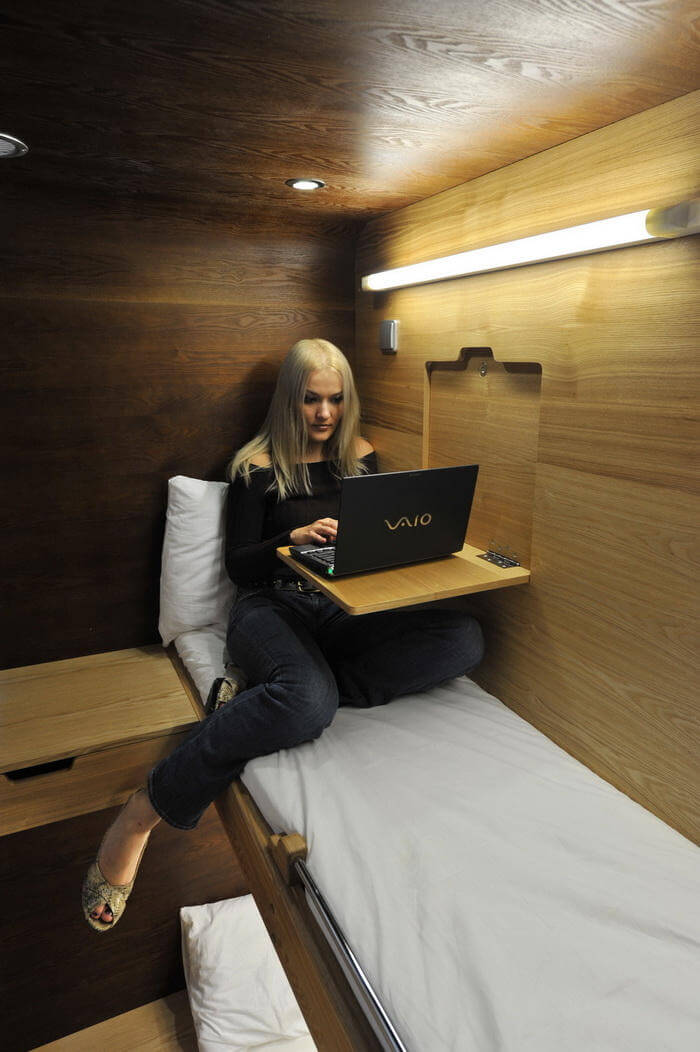SLEEPBOX - A Unique Type of Accommodation Imagine - oldskull 3