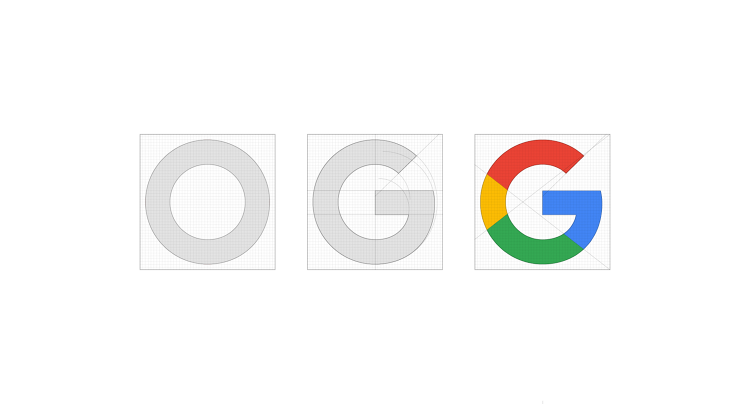 google new logo vs old oldskull 2