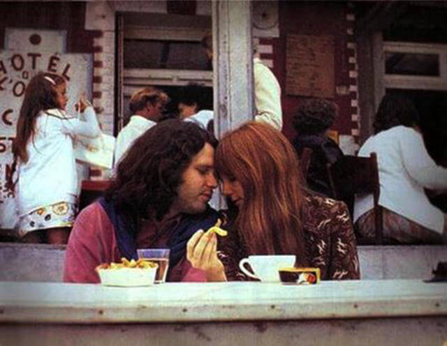 oldskull Last Known Photos of Jim Morrison in Paris on June 28, 1971(5)