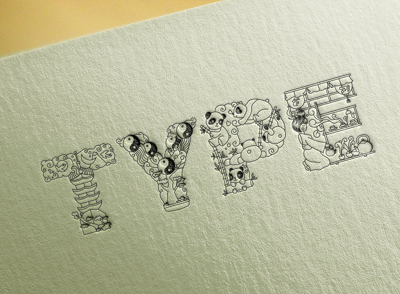 Irasuto Ji - fuente tipografica gratis 1