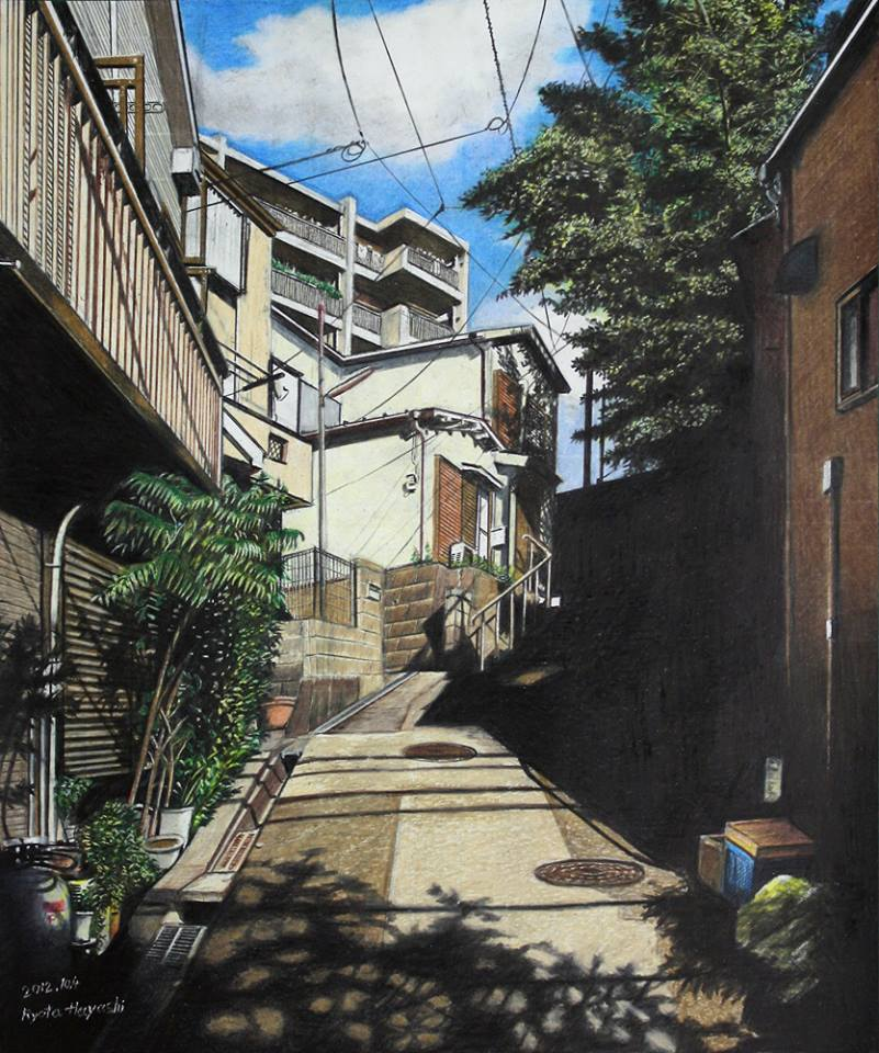 illustrations of tokyo by ryota 4