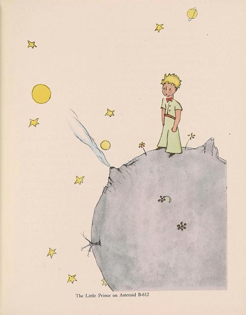 el principito dibujos ilustraciones 1
