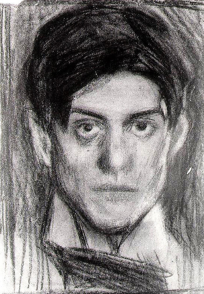 Picasso Self Portrait Evolution From Age 15 To Age 90  (2)