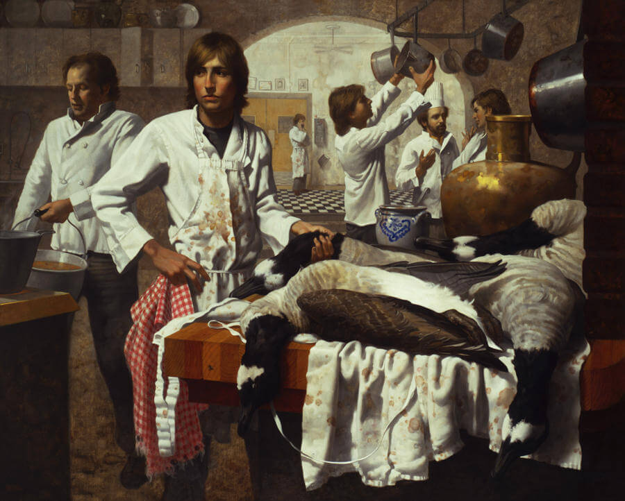 will wilson paintings oldskull 7