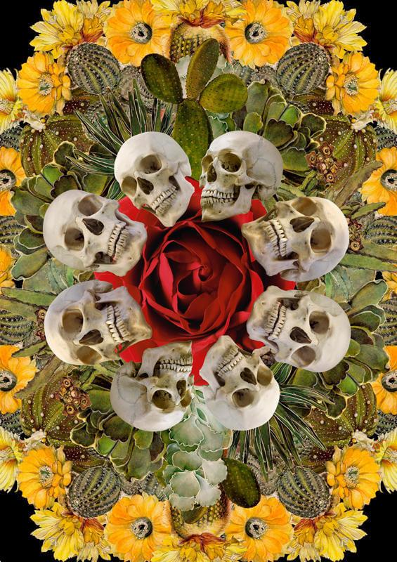 gloria sanchez collage ilustracion 7