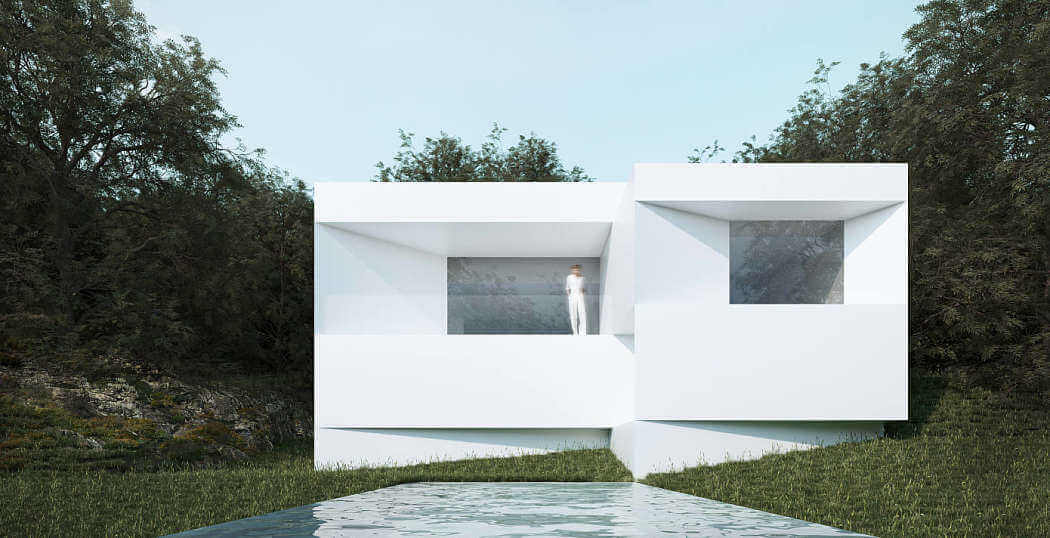 Casa minimalista fababu