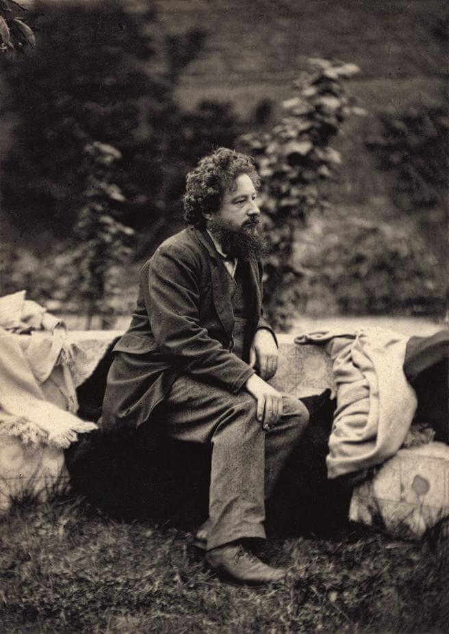 Maestros del diseño: William Morris