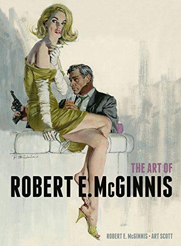 The Art of Robert E. McGinnis