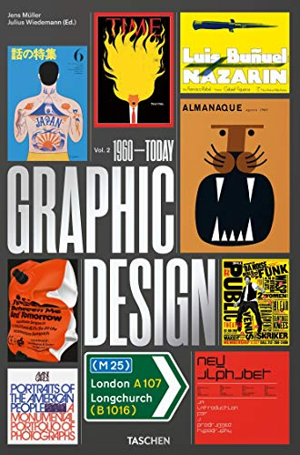 The History of Graphic Design. Vol. 2, 1960-Today (JUMBO)